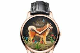 Chopard Celebrates Year of the Dog with L.U.C XP Urushi Timepiece