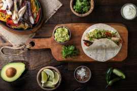 Мексиканский ресторан La Tablita