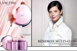 Isabella Rossellini back where she belongs at Lancôme
