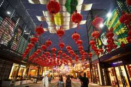 La Mer to dazzle with fireworks and traditional performances for Chinese New Year from 30 January to 1 February