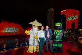 Фестиваль Lego начнется в Дубае на этой неделе