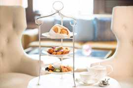 The Gentlemen's Tea at The Ritz-Carlton, Dubai