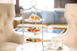 The Gentlemen's Tea at The Ritz-Carlton, Dubai