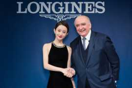 Longines  celebrates its 185th Anniversary in Beijing