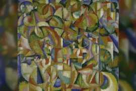 Выставка произведений великих авангардистов в Лувре Абу-Даби