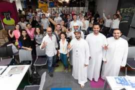 Winners of Intelak Incubator take off