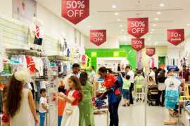 三日购物狂欢--迪拜再掀低价热潮