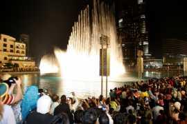 2017年前两个月迪拜游客人数同比增长12%