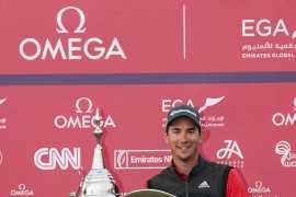 Лукас Герберт стал победителем турнира по гольфу OMEGA Dubai Desert Classic 2020 года