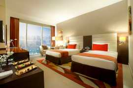M Hotel Downtown by Millennium unveils special Arab Health Dubai 2019 offers