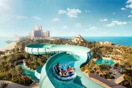亚特兰蒂斯水冒险水上乐园向阿联酋居民推出超值90天季票