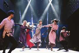 Национальный балет Грузии «Сухишвили» выступил в Дубае