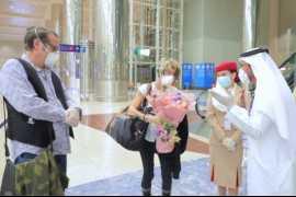 Благодаря усилиям правительства ОАЭ британская семья воссоединилась через месяц после разлуки с ребенком