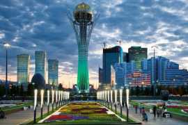 Khazakhstan officially renames capital Astana as Nur-Sultan