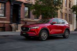 Mazda Unveils the All-New CX-5 in Dubai Motor Show 2017