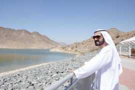 Sheikh Mohammed bin Rashid announces Dh5.8 billion investment plan for Northern Emirates