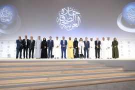 Mohammed bin Rashid honours winners of the Arab Journalism Award