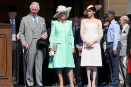How the new Duchess of Sussex has healed the wounds of the warring Windsors
