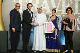 "Millennium Atria Business Bay wins ""Leading Hotel Residences in UAE"" at Arabian Travel Awards"