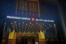 Millennium Central Kuwait Downtown inaugurates a new Shisha Terrace