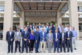 Millennium Resort Mussanah hosts the Annual GM Summit for Millennium & Copthorne MEA Hotels & Resorts