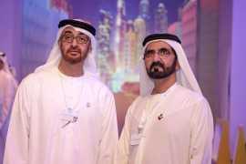 穆罕默德·本·拉希德与 穆罕默德·本·扎耶德宣布推出新的阿联酋民族品牌