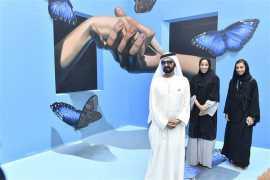 迪拜3D立体艺术节