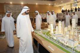 谢赫穆罕默德宣布Jumeirah Central项目计划