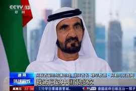 Ruler of Dubai says 'many surprises in store' for Expo 2020
