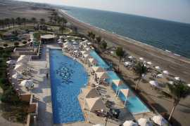 Stay at Millennium Resort Mussanah Oman for a relaxing summer holiday