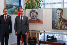 Russian Embassy in UAE marks 60th anniversary since the first human spaceflight