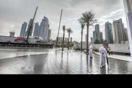 预计本周阿联酋将有暴雨和雷雨