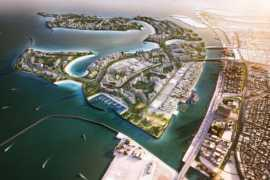 Work on bridges leading to Deira Islands mega project to be complete in June