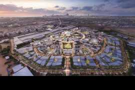 迪拜'2020特区'联合上海联升投资管理有限公司共同打造区块链园区