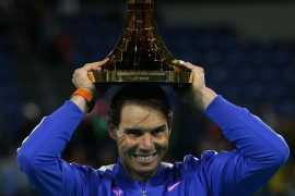 Рафаэль Надаль стал пятикратным победителем выставочного теннисного турнира Mubadala в Абу-Даби