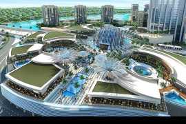 Торговый центр Nakheel Mall в Дубае откроется 28 ноября