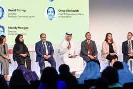 2020迪拜世博会全球媒体发布会,最新展馆施工进度抢先看