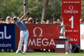 Турнир по гольфу Omega Dubai Desert Classic 2019