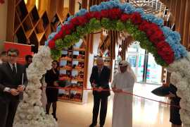 Azerbaijan's Trade House opens in Dubai