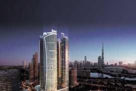 Предпремьерный показ отеля Paramount Hotel Dubai