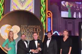 "Grand Millennium Al Wahda named ""Abu Dhabi's Leading City Hotel"" at the World Travel Awards"