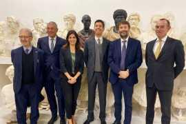 Фонд Torlonia и Дом Bvlgari вместе начинают необычную реставрацию шедевров классического искусства