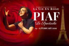 Спектакль-концерт о жизни великой Эдит Пиаф состоится на сцене Дубайской оперы
