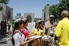 Узбекистан – туристическая Мекка