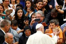 Roman Catholics in the UAE can't wait to see the Pope and attend public mass