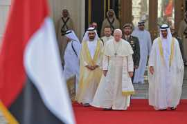 Pope Francis' visit to the UAE