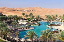 Unique desert experience