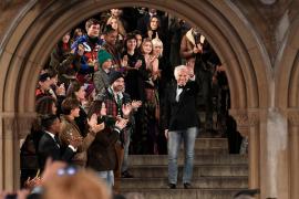 Полвека с Ralph Lauren: Грандиозный показ по случаю 50-летия бренда