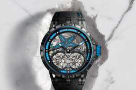 Roger Dubuis introduces its concept 'Dare to be Rare'
