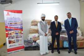 Al Bustan Centre & Residence supports Beit Al Khair Society with in-kind donations